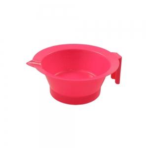 Ванночка для окраски волос цвет розовый 306002