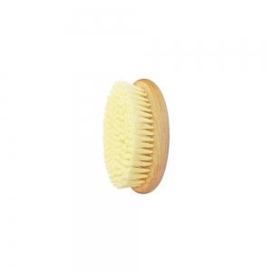 Банная щетка для сухого массажа 651000, искусственная щетина, с покрыт. (без ручки)
