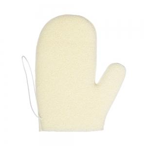 Мочалка для тела SPA & Sauna Губка-рукавица с экстрактом тофу, 16,5х13х2см, арт.40192