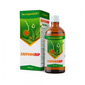 ХлорофиЛор 2% раствор, 100мл