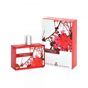 Туалетная вода Eau De Seduction Red Blossom, 100мл