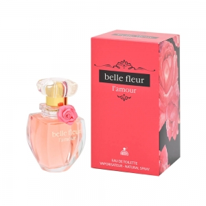 Туалетная вода Belle Fleur L`amor, 50мл