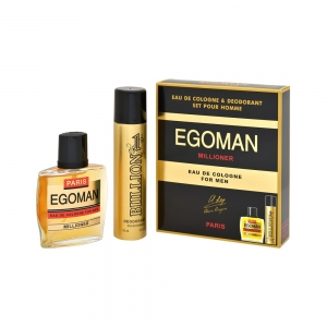 Подарочный набор Egoman Millioner