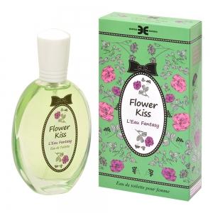 Туалетная вода Flower Kiss L`eau Fantasy, 55мл