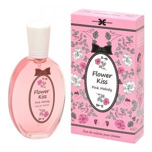 Туалетная вода Flower Kiss Pink Melody, 55мл
