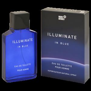 Туалетная вода Illuminate In Blue для мужчин, 100ml