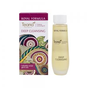 """Royal formula Гидрофильное масло для снятия макияжа """"Deep Cleansing"""", 100мл"""