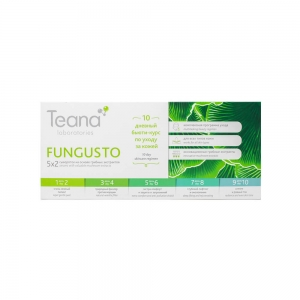 FUNGUSTO Бьюти-курс для лица на основе целебных грибных экстрактов ампула 2мл (х10шт)