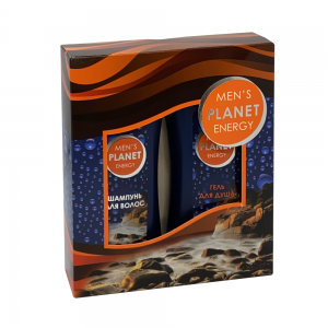 Подарочный набор Men's Planet № 011 Energy