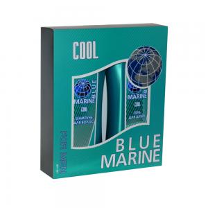 Подарочный набор Blue Marine № 091 Cool