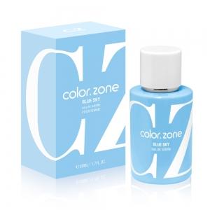Туалетная вода Color.Zone Blue Sky, 50мл