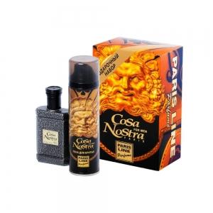 Подарочный набор Cosa Nostra (туалетная вода 100мл + пена для бритья 200мл)