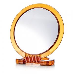 Зеркало круглое настольное D15 в оправе