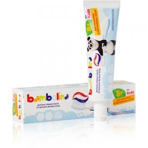 "Зубная паста Смешарики ""Bambolina Oral Care"" от 8 лет, 50мл"