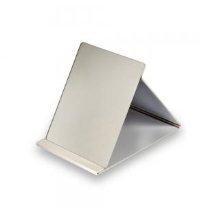 """Зеркало настольное """"Сакура"""" в мягкой оправе, 15x18,5 см"""