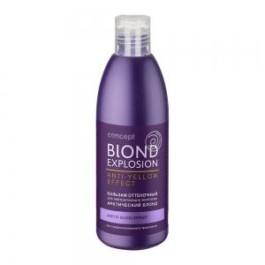 Бальзам оттеночный для волос Blond Explosion Арктический блонд, 300мл