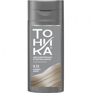 Оттеночный бальзам для волос Биоламинирование Холодная ваниль 9.12