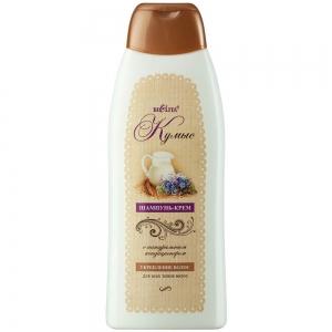Шампунь для волос-крем Кумыс, 500мл