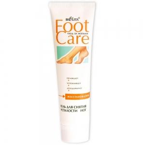 Foot Care Гель для снятия усталости ног 100мл