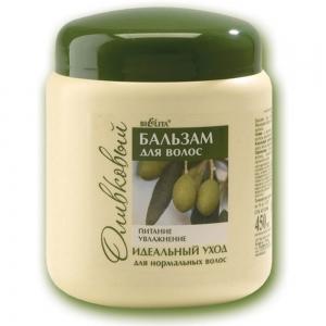 Оливковая Бальзам для нормальных волос 450мл
