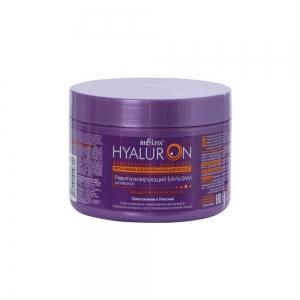 Professional HYALURON Hair Care Бальзам ревитализирующий с гиалуроновой кислотой, 500мл