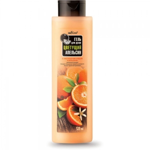 Гели для душа Гель для душа  Цветущий апельсин, 520мл