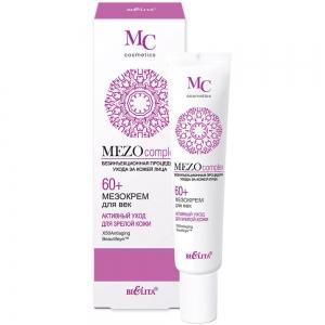 MEZOcomplex.60+ Крем для век Активный уход, 20мл тб