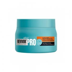 """Бальзам для волос Revivor PRO Возрождение """"Глубокое восстановление"""" для нормальных, ломких и секущихся волос, 300 мл"""