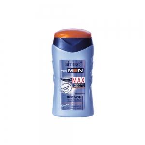 MAXsport Лосьон после бритья для всех типов кожи 150мл