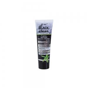 Black Clean Маска-пленка д/лица черная, 75мл