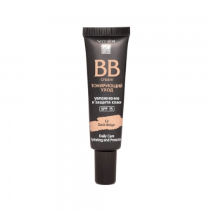 BB-крем для лица Vitex SPF15 тон 53 Dark beige, 30мл