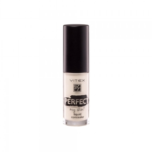Жидкий консилер для лица Vitex Perfect My Skin тон 21 Light, 4,9г