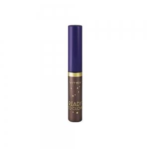 Подводка для глаз Vitex Ready To Color тон 82 Antique bronze жидкая с блестками, 4,8мл