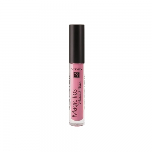 Блеск для губ Vitex Magic Lips тон 813 Lilac глянцевый, 3г