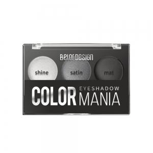 Тени для век Color Mania тон 031 серый, 5г