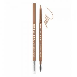Ультратонкий карандаш для бровей Browista тон 201 блонд
