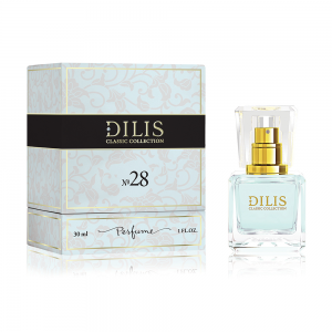 Духи DILIS Classic Collection №28 для женщин, 30ml