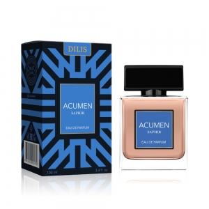 Парфюмерная вода DILIS Acumen Saphir для мужчин, 100ml
