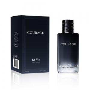 Парфюмерная вода LA VIE Courage для мужчин, 100ml