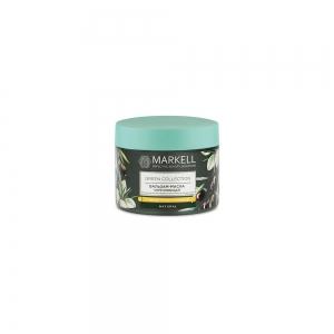 Natural Green Collection Укрепляющая бальзам-маска для волос, 300мл