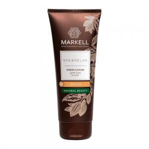 """Natural SPA & Relax Крем-скраб для рук и ног """"Шоколад"""" очищение, питание, увлажнение, 120мл"""