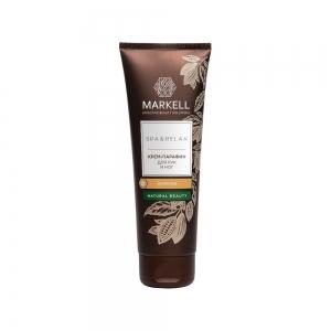 """Natural SPA & Relax Крем-парафин для рук и ног """"Шоколад"""" очищение, регенерация, восстановление, 120мл"""