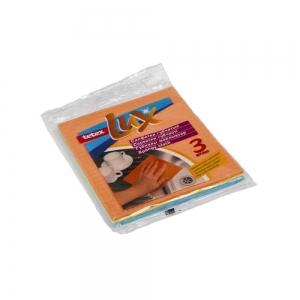 Салфетки губчатые, 18х20см целлюлоза (3шт)
