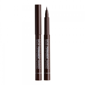"Фломастер для бровей ""Brow Permanent Marker"" № 02 Brown"