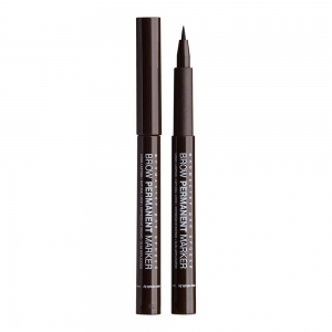 "Фломастер для бровей ""Brow Permanent Marker"" № 03 Dark Brown"