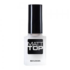 """Верхнее покрытие лака для ногтей """"Matt Top"""" матовое"""