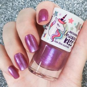 Лак для ногтей Unicorn KISS тон 02 Dancing