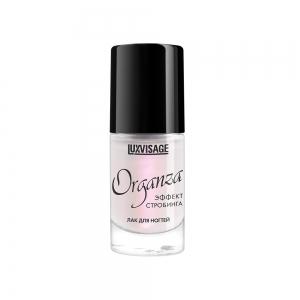 Лак для ногтей Organza тон 101 розовый жемчуг, 9г