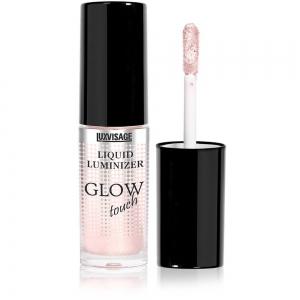 Жидкий люминайзер Glow Touch тон 101 Розовое свечение, 5г