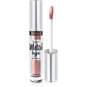Жидкие тени для век Metal hype тон 03 Розовый жемчуг, 6мл